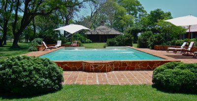 Rincon del Socorro_pool and yard