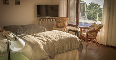 Rio Ancho_twin room
