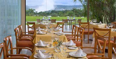 Meliá Iguazu Resort & Spa - Garganta del Diablo Restaurant