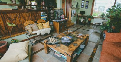 Tierra de Leyendas_common area