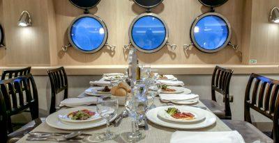 Ventus Australis - Dining room