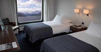 Stella Australis - AA Twin cabin