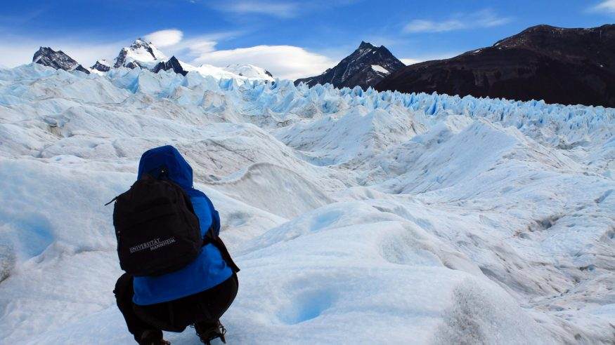 Big Ice trek on Perito Moreno Glacier
