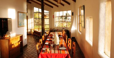 Ecolodge la Estancia_dining