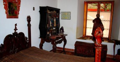 Hotel Museo Cayara_General Jose Antonio room