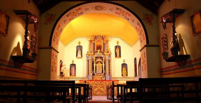 Hotel Museo Cayara_chapel