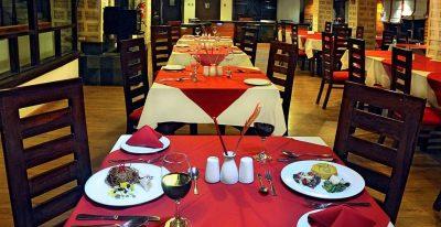 Palacio de Sal_El Meson restaurant