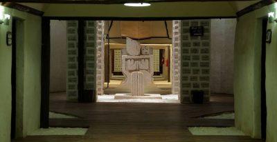 Palacio de Sal_passageway