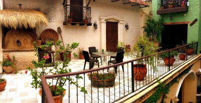 Samary Hotel_terrace