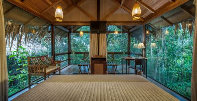 Anavilhanas Jungle Lodge_Bangal room interior
