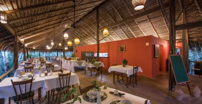 Anavilhanas Jungle Lodge_dining