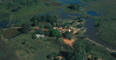 Araras Lodge_aerial view