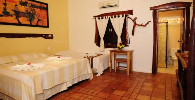 Araras Lodge_triple room