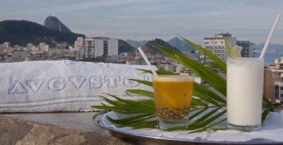 Augustos Copacabana_view