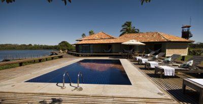 Caiman Ecological Refuge_Baiazinha Lodge pool