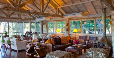 Caiman Ecological Refuge_Cordilheira Lodge lounge