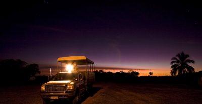 Caiman Ecological Refuge_night safari