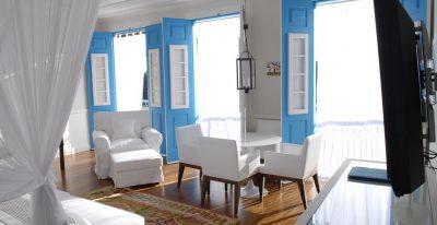 Casa Turquesa_guest room sitting area