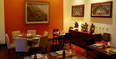 Casa do Amarelindo_dining