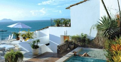 Casas Brancas_pool and view