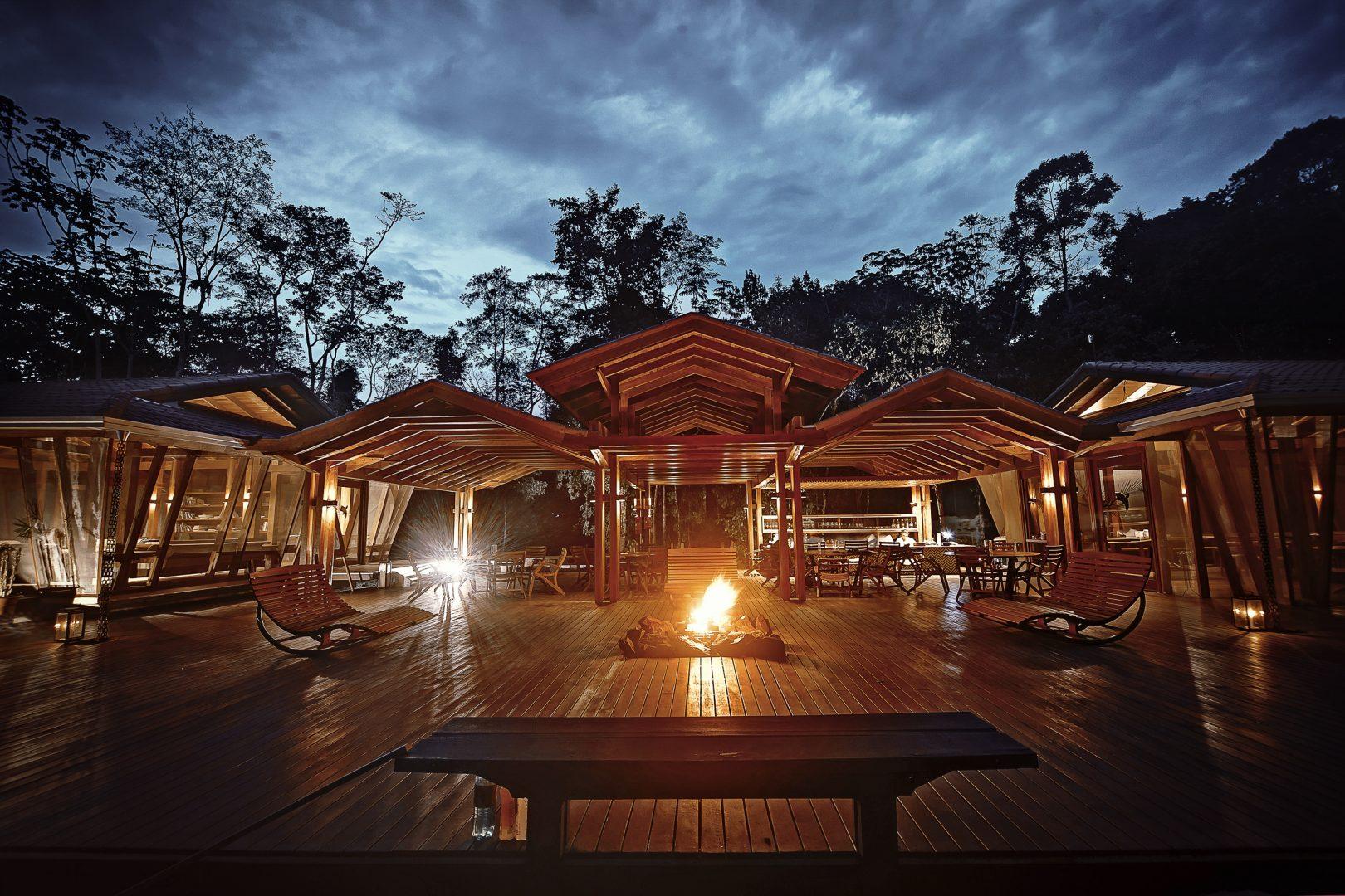 Cristalino Jungle Lodge Vaya Adventures