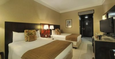 Deville Cuiaba_Luxe Apartment twin
