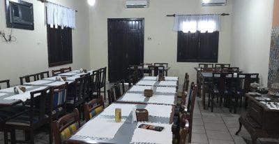Hotel Baiazinha_dining