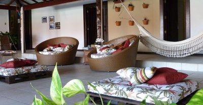 Hotel Baiazinha_social area