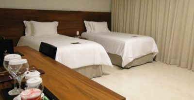 Hotel Gran Odara_twin room