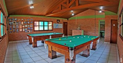 Hotel Pantanal Norte_games room