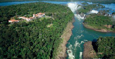 Hotel das Cataratas Aerial View