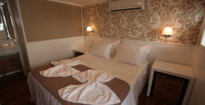 Jacare Boat Hotel_matrimonial cabin