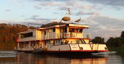 Jaguar House Boat