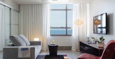 Marina All Suites_Praia Suite
