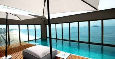 Marina All Suites_rooftop pool