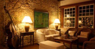 Pousada do Ouro_living room