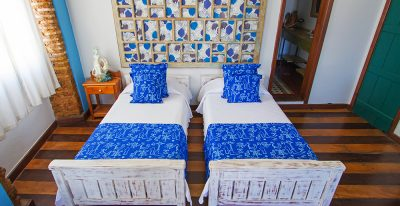 Solar Dos Deuses_twin room