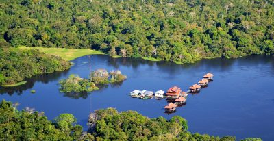 Uakari Lodge (photo credit JP Borges Pedro)