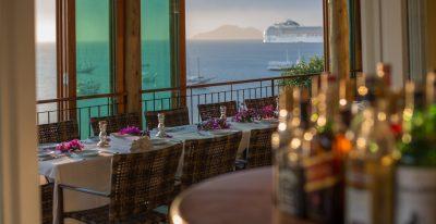 Vila d'Este_dining room