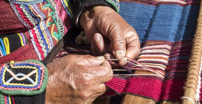 Chinchero Weaving