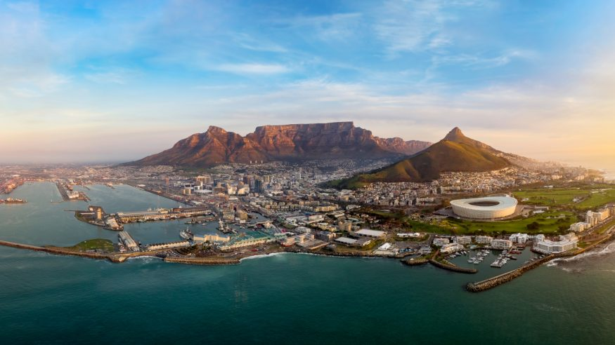 Iconic Cape Town, South Africa