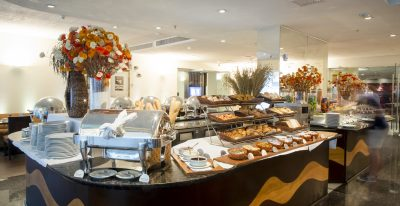 Casa Andina Private Collection Miraflores - Breakfast