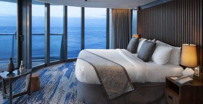 Celebrity Flora - Penthouse Suite Bedroom