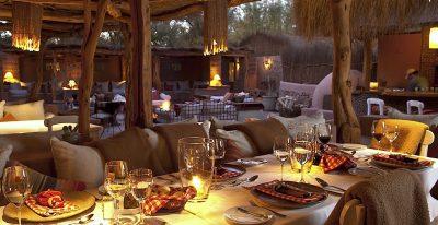 Awasi Atacama_dining