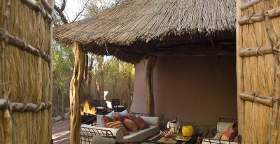 Awasi Atacama_outdoor sitting area