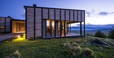 Awasi Patagonia_villa exterior