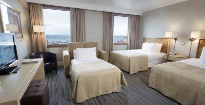 Cabo de Hornos_triple room