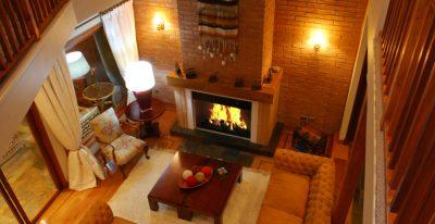 Casa Molino_living room