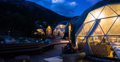 EcoCamp Patagonia_Community Domes