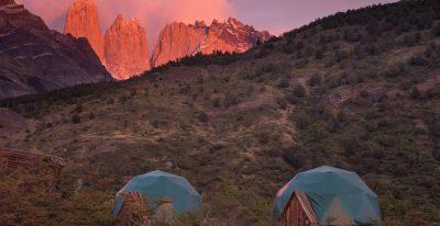 EcoCamp Patagonia_sunrise
